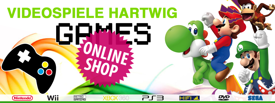 Videospiele PC Spiele Hartwig Klagenfurt Videogames Games Spiele Konsolen PC DVD Retro Sega PS3 Playstation Xbox Wii Nintendo DS PSP Laptop Notebook Gameboy Klagenfurt